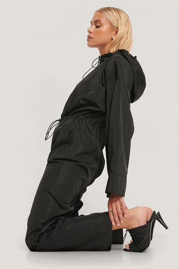 NA-KD Trend Jumpsuit svart