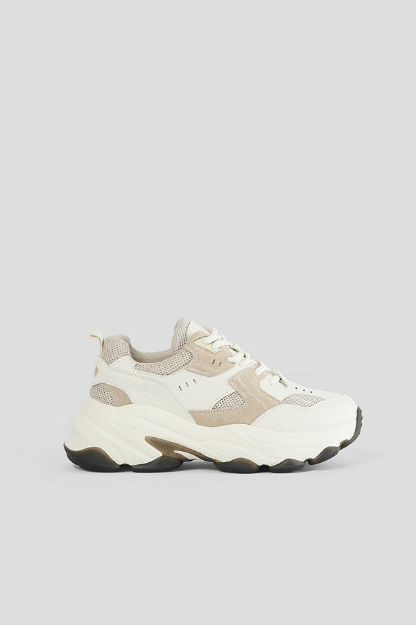 NA-KD Shoes Trainers Med Sula beige