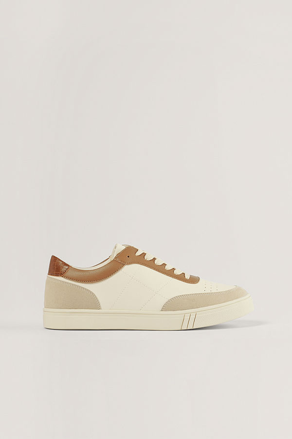 NA-KD Shoes Trainers beige
