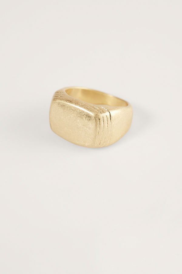 NA-KD Accessories smycke Ring guld