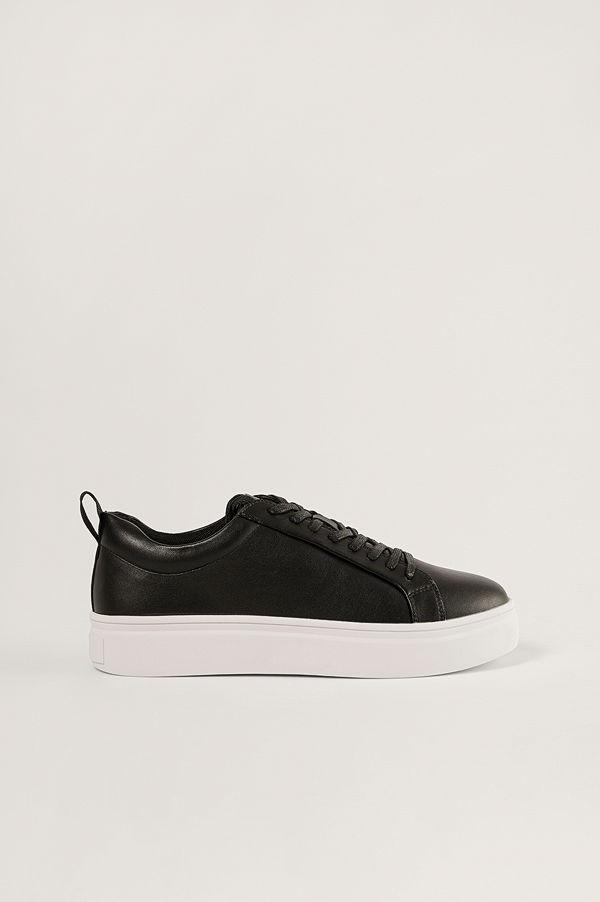 NA-KD Shoes Trainers svart