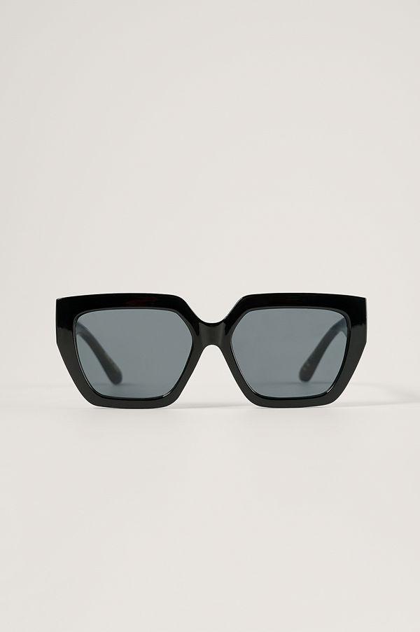 Mango Solglasögon svart
