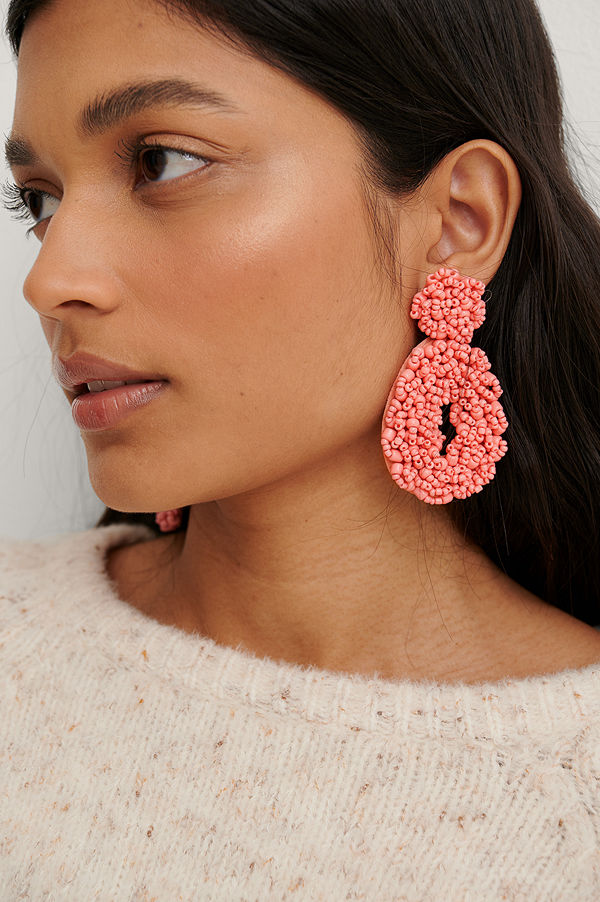 NA-KD Accessories smycke Örhängen rosa