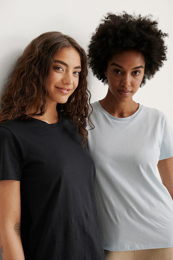 Trendyol Ekologisk T-shirt svart