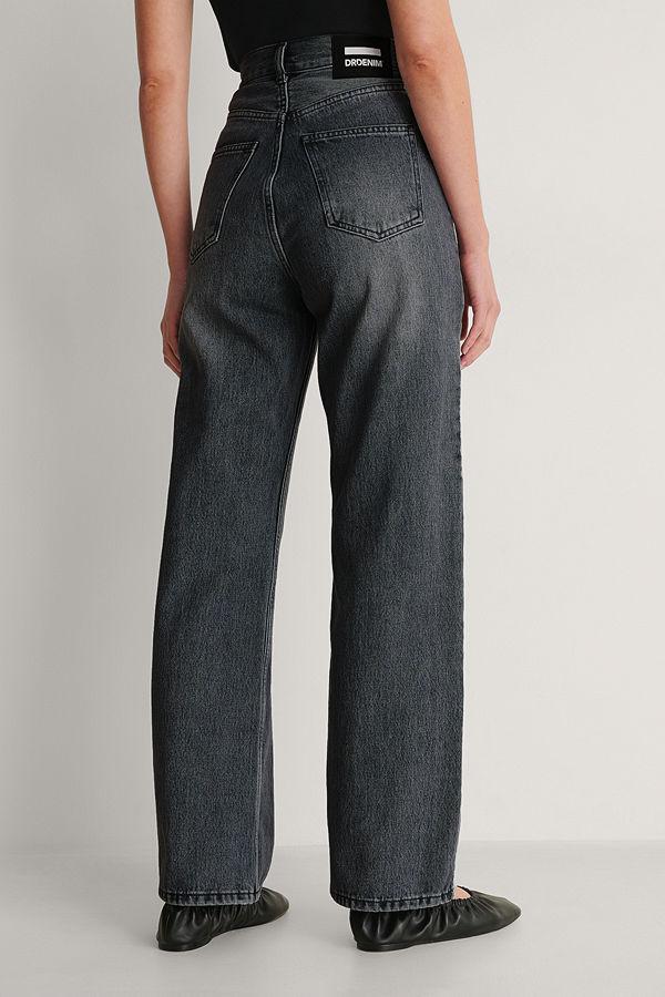 Dr. Denim Jeans grå