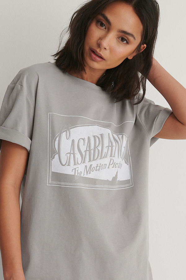 Warner Bros. Unisex T-Shirt grå