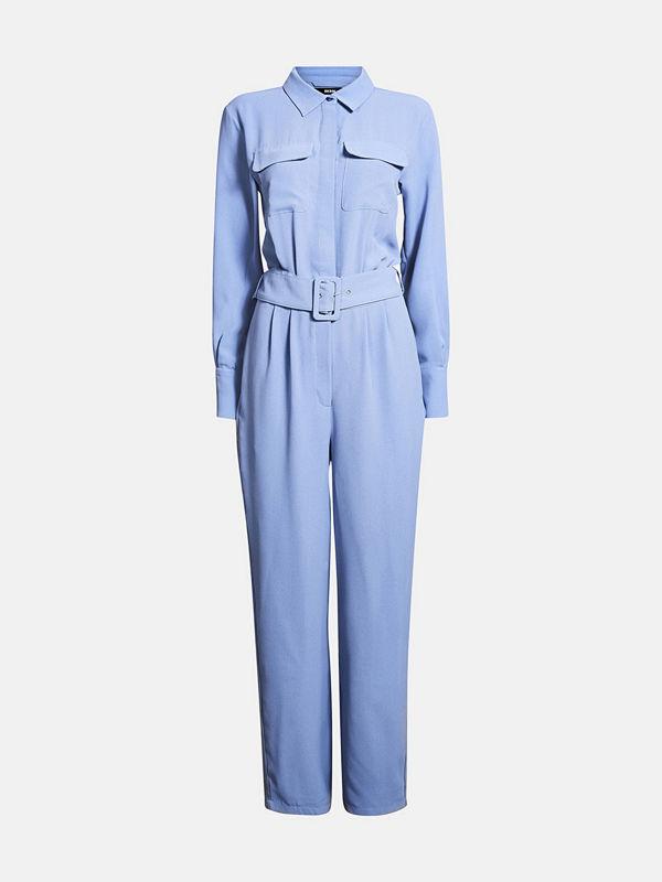 Bik Bok Elsa jumpsuit - Ljusblå