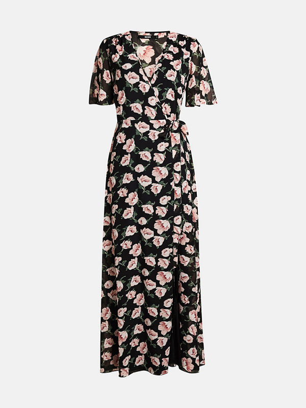 Bik Bok Zoe klänning - Multi