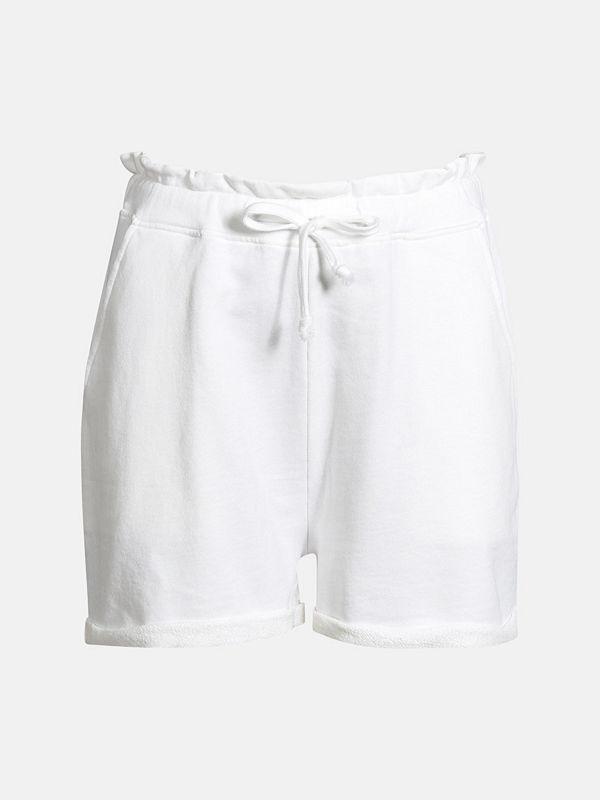 Bik Bok Rock shorts - Vit