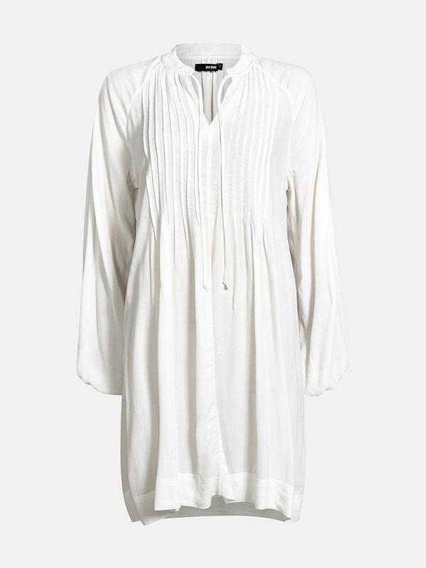 Bik Bok Kjersti klänning - Offwhite