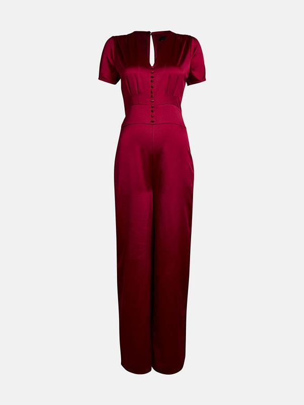 Bik Bok Mary jumpsuit - Röd