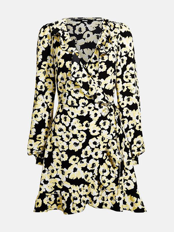 Bik Bok Dana wrap dress - Multi