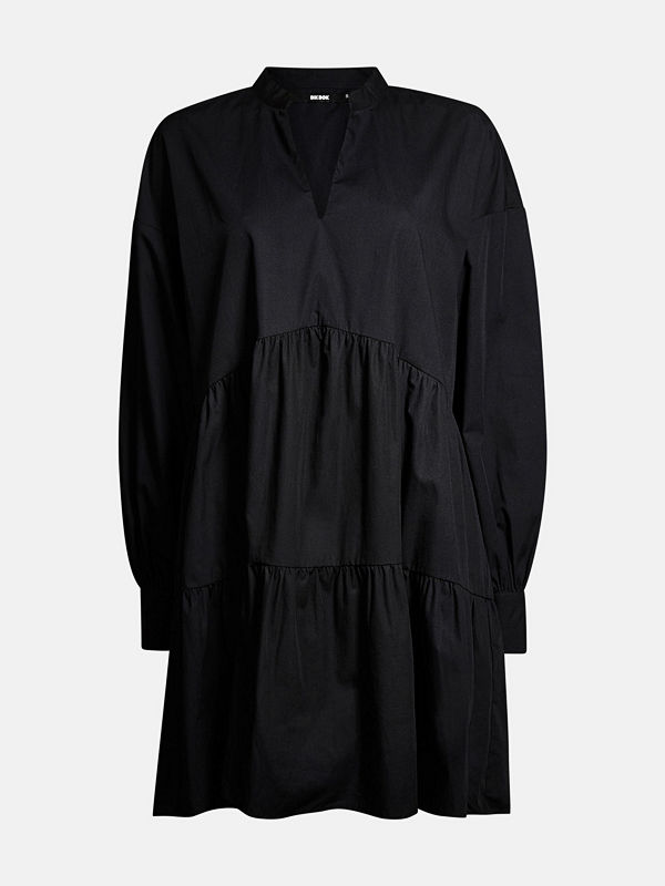 Bik Bok Sasha organic cotton dress - Svart