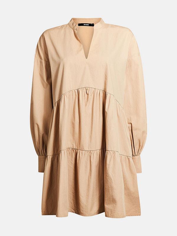 Bik Bok Sasha organic cotton dress - Beige