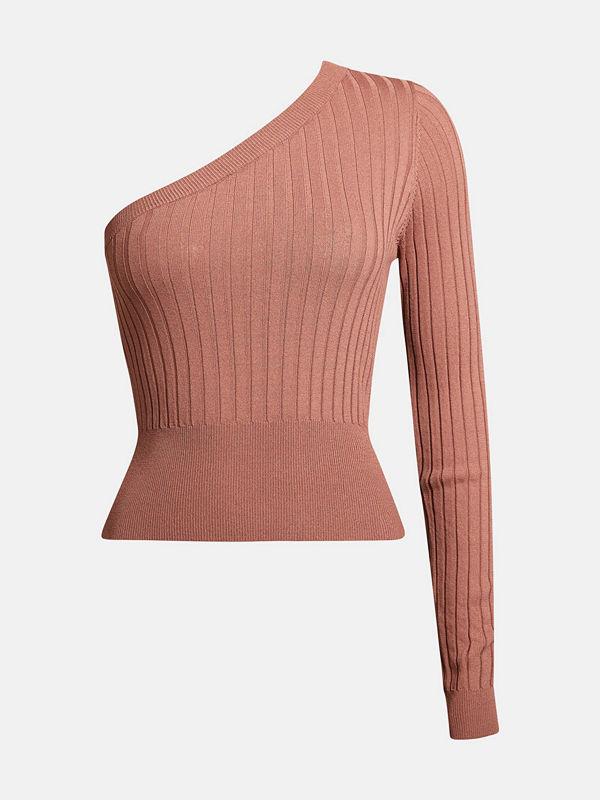 Bik Bok Winnie fine-knit jumper - Brun