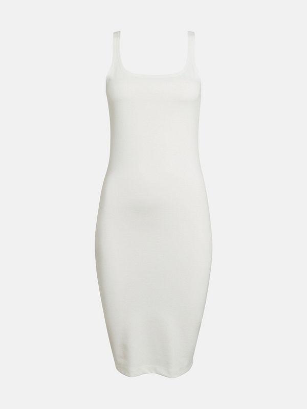 Bik Bok Akara fitted dress - Vit