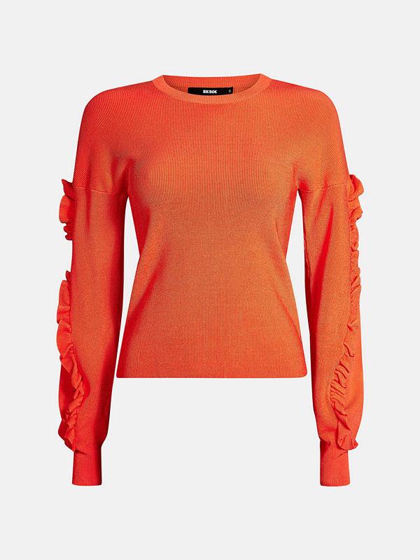 Bik Bok Jelly fine-knit jumper - Korall