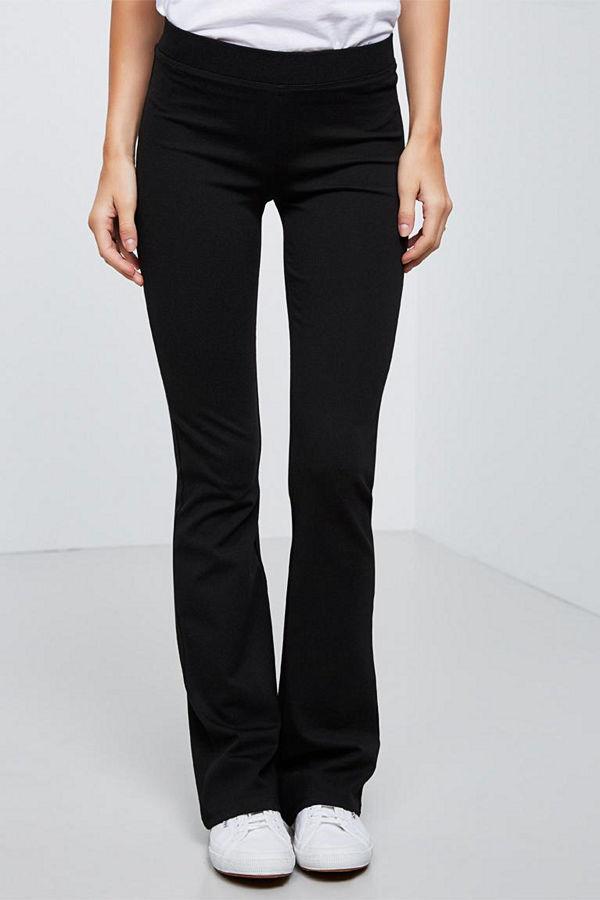 Gina Tricot svarta byxor Petra TALL trousers