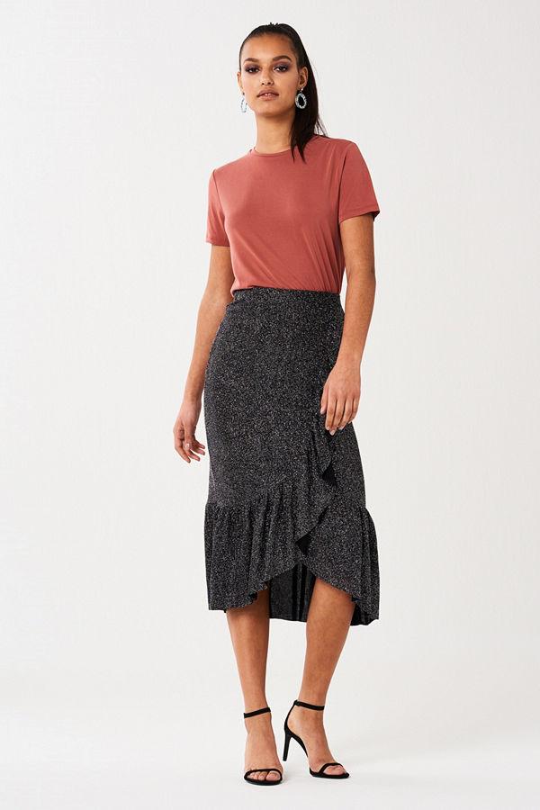 Gina Tricot Lisa wrap skirt