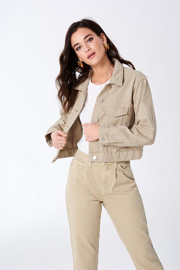 Gina Tricot Trucker jeansjacka