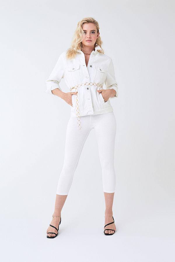 Gina Tricot Basic short leggings