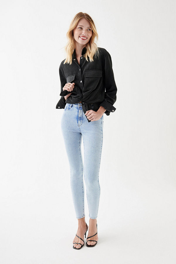 Gina Tricot Molly highwaist jeans