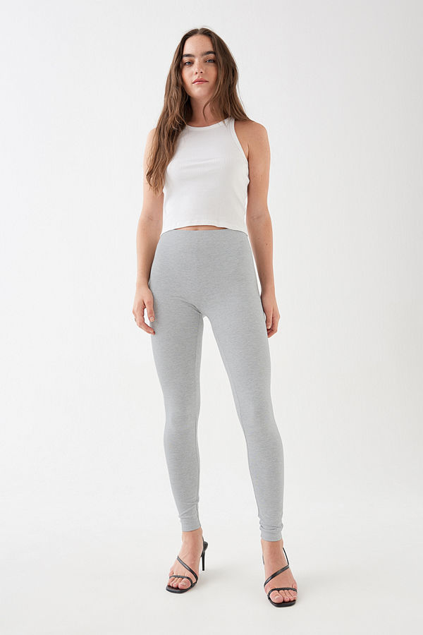 Gina Tricot Basic long leggings