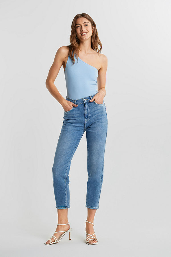 Gina Tricot Comfy mom jeans