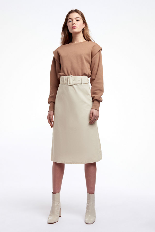 Gina Tricot Carro skirt