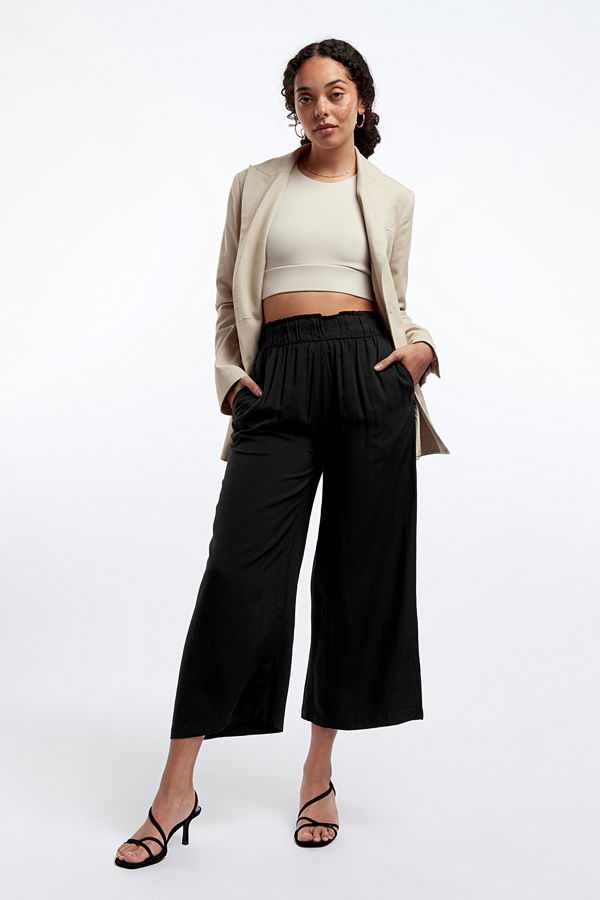 Gina Tricot byxor Disa culotte trousers