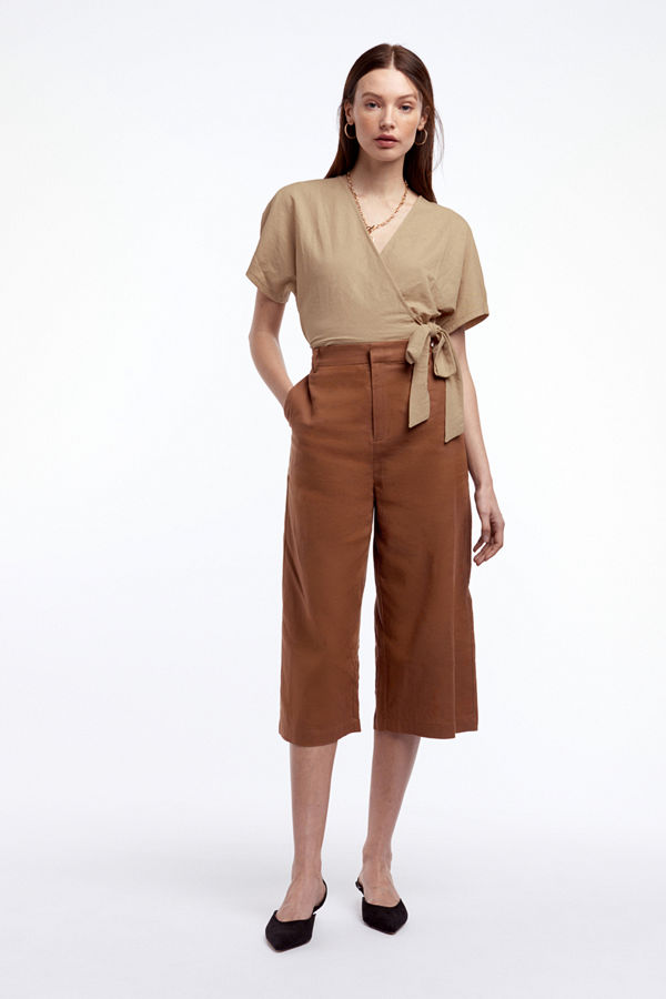 Gina Tricot Anne Linen trousers