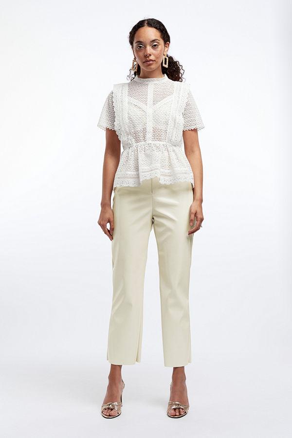 Gina Tricot Gilda lace blouse