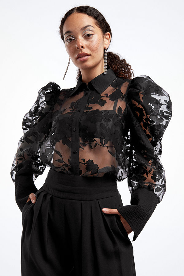 Gina Tricot Ulrica blouse