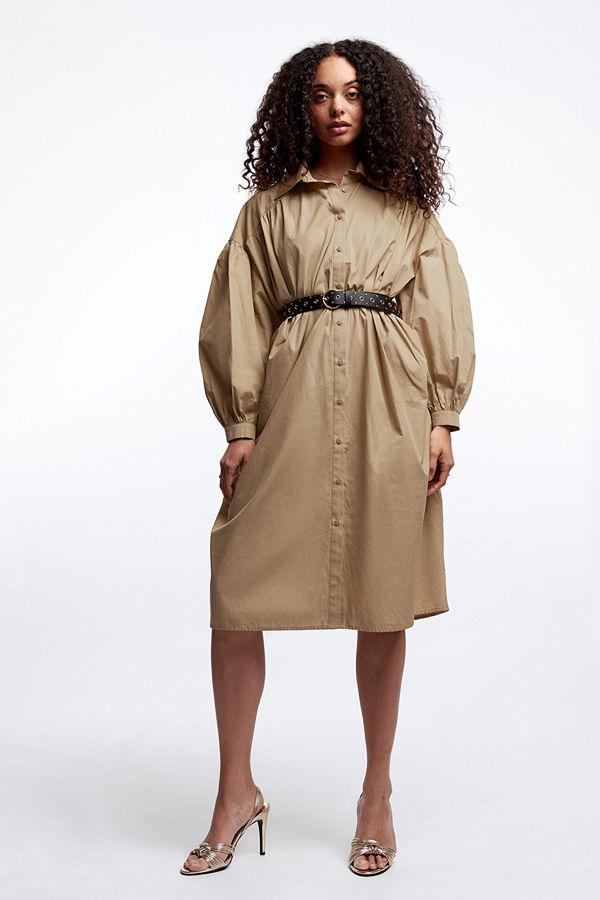 Gina Tricot Journey shirt dress