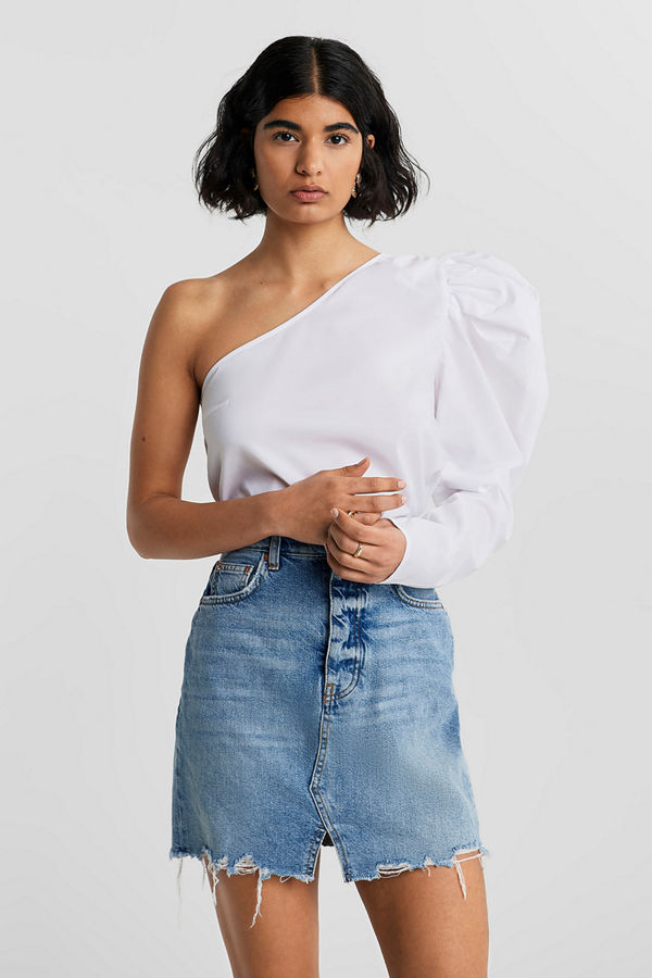 Gina Tricot Jane one shoulder top