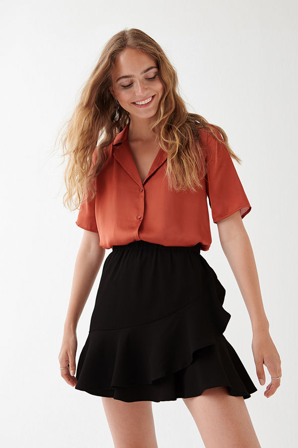 Gina Tricot Olivia wrap skirt