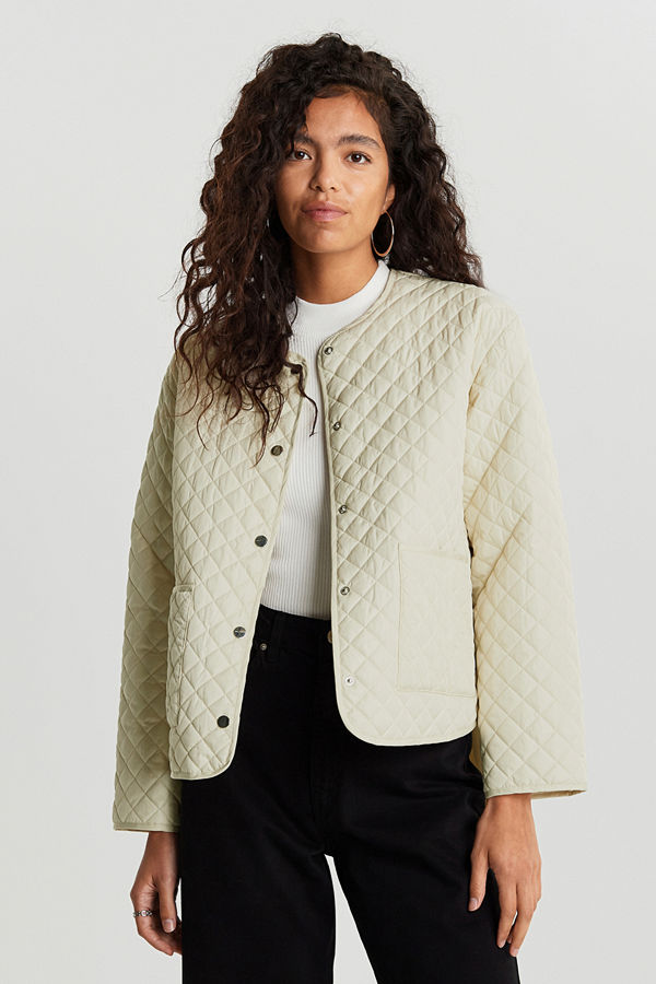 Gina Tricot Ylva quilted jacket