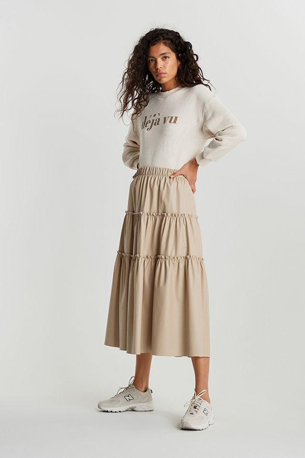 Gina Tricot Naomi PU skirt
