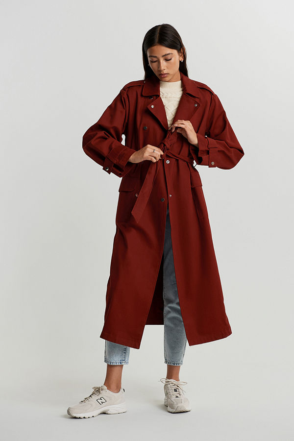 Gina Tricot Sally trench coat