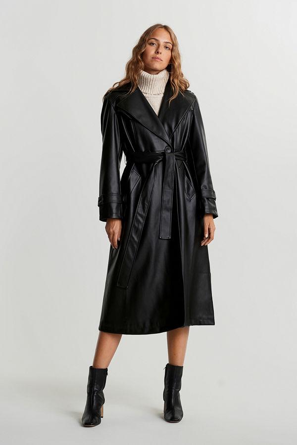 Gina Tricot Nora PU coat