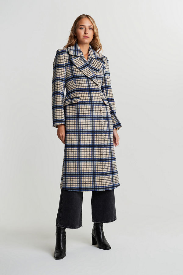 Gina Tricot Ace wool blend coat