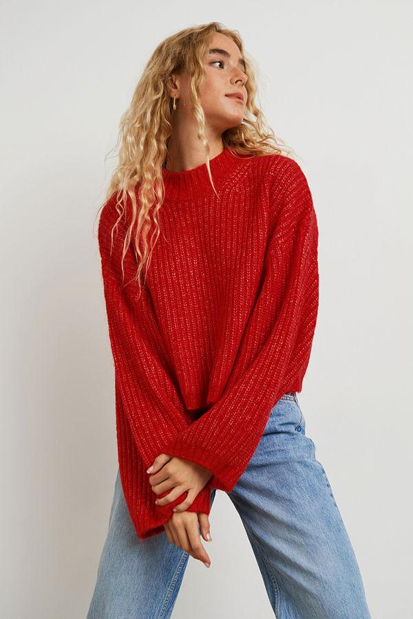 Gina Tricot Lana knitted sweater