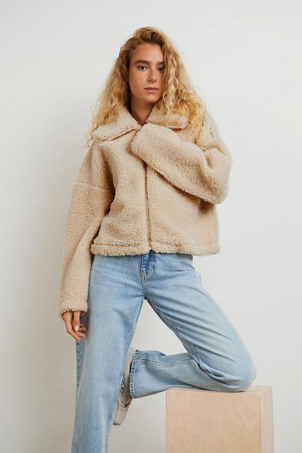 Gina Tricot Darla teddy jacket