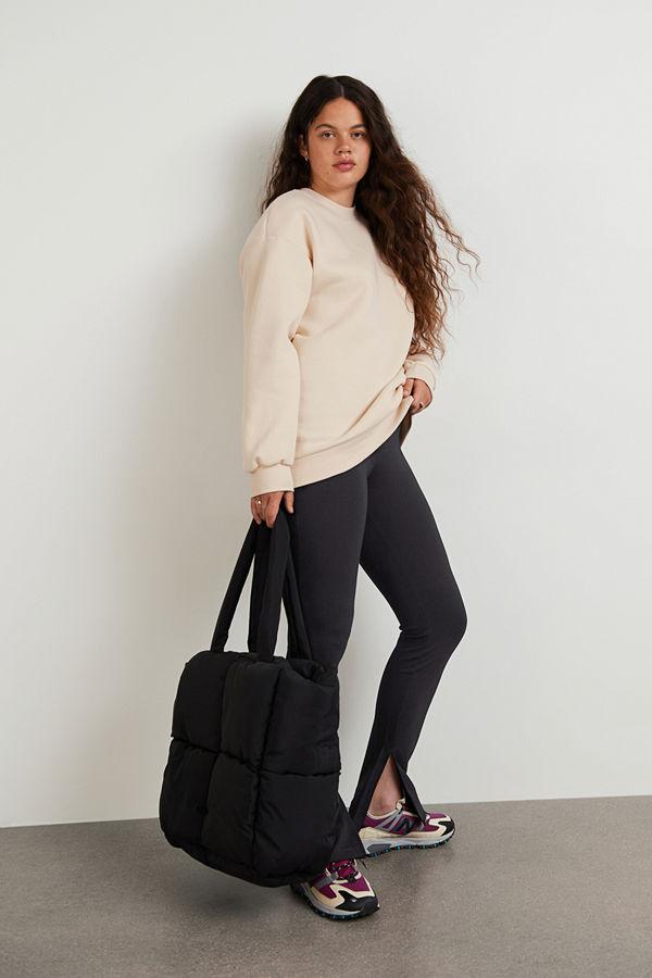Gina Tricot byxor Pia high waist trousers