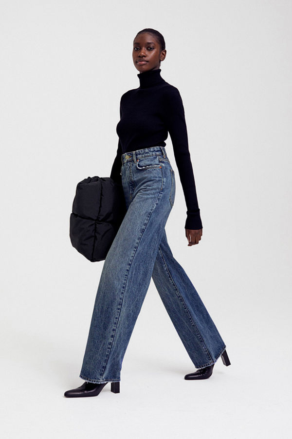 Gina Tricot Idun tall wide jeans