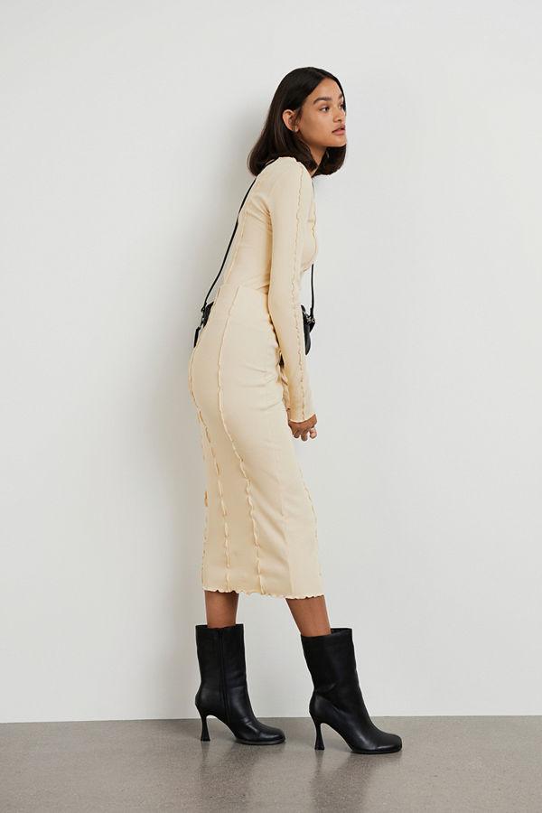 Gina Tricot Blair rib skirt