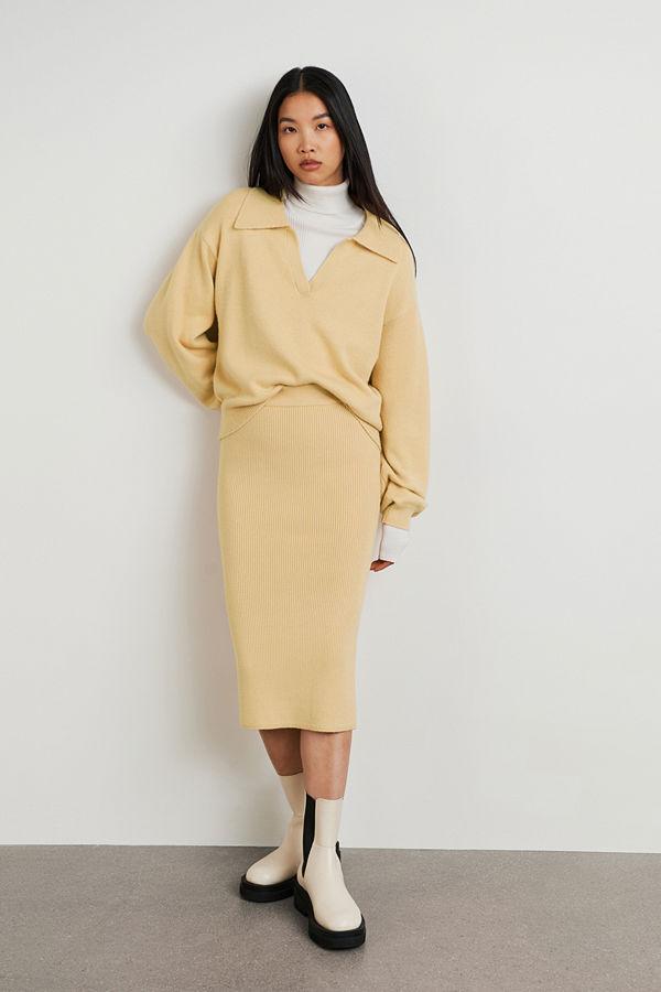 Gina Tricot Freya knitted skirt