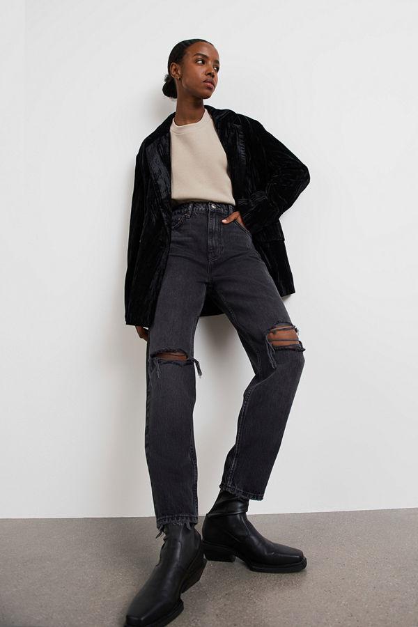 Gina Tricot Vintage high waist jeans