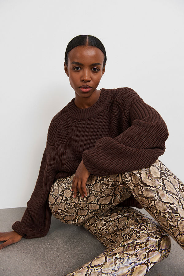 Gina Tricot Bev knitted sweater