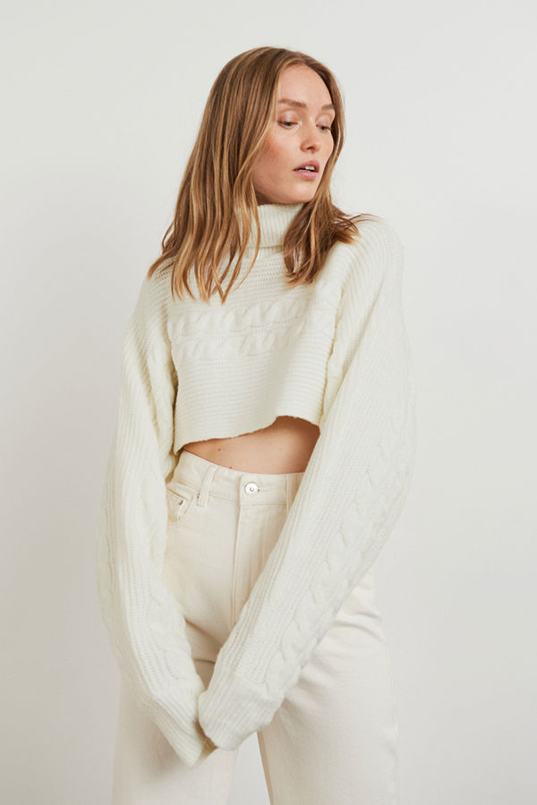 Gina Tricot Camila knitted sweater